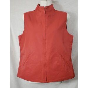 Eileen Fisher Nylon/Cotton Lightweight Vest